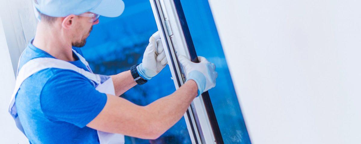 installation de fenêtre alu et PVC