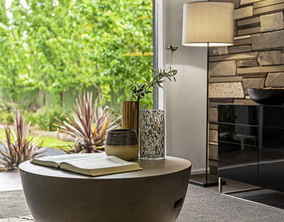 tables basses pour intérieur moderne